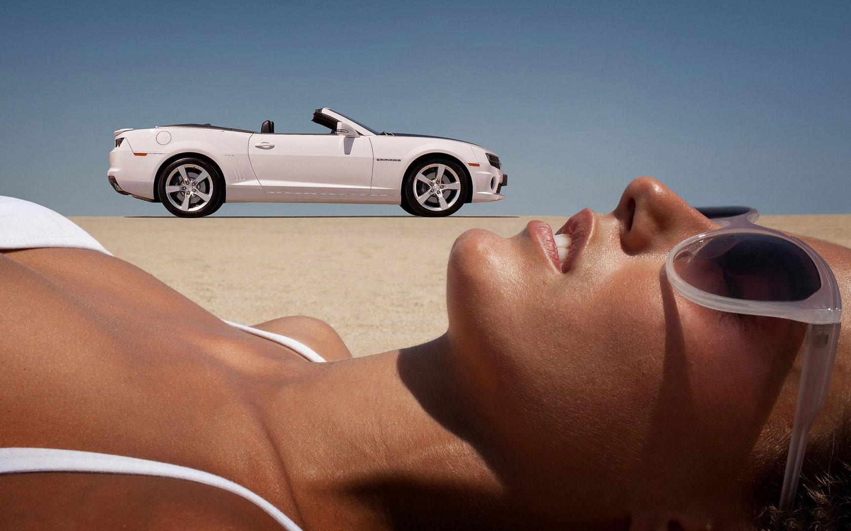 как авто и девушки на пляже желание возникло